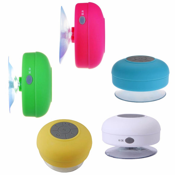 Mini Portable  Water Resistant wireless Bluetooth Speaker