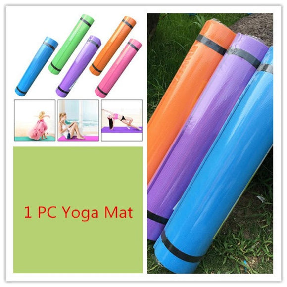portable outdoor exercise/ yoga mat pad waterproof