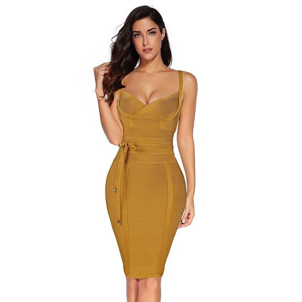 Slim Bandage Dress