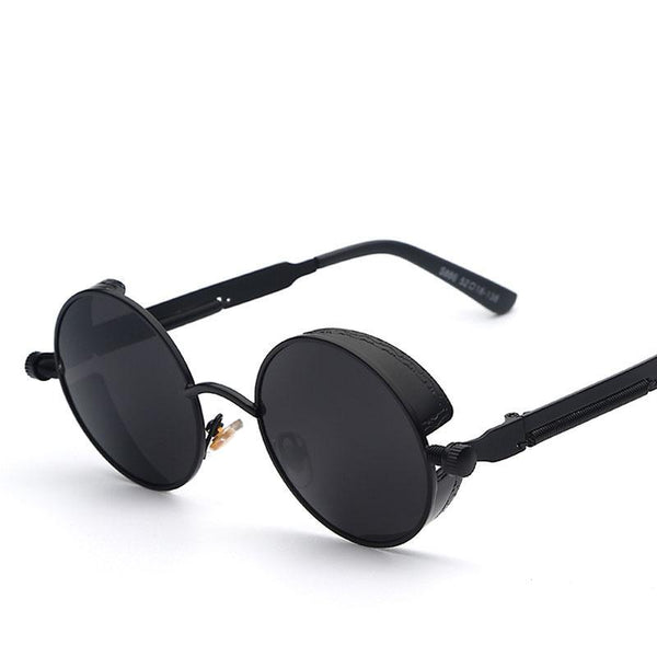 Vintage Mirror Steampunk Sunglasses