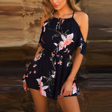 Womens Playsuit For Holiday Ladies Summer Jumpsuit - ShopShor