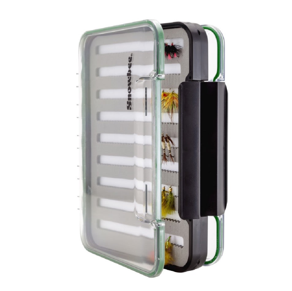 Snowbee 'Easy-Vue' Competition Fly Box Medium