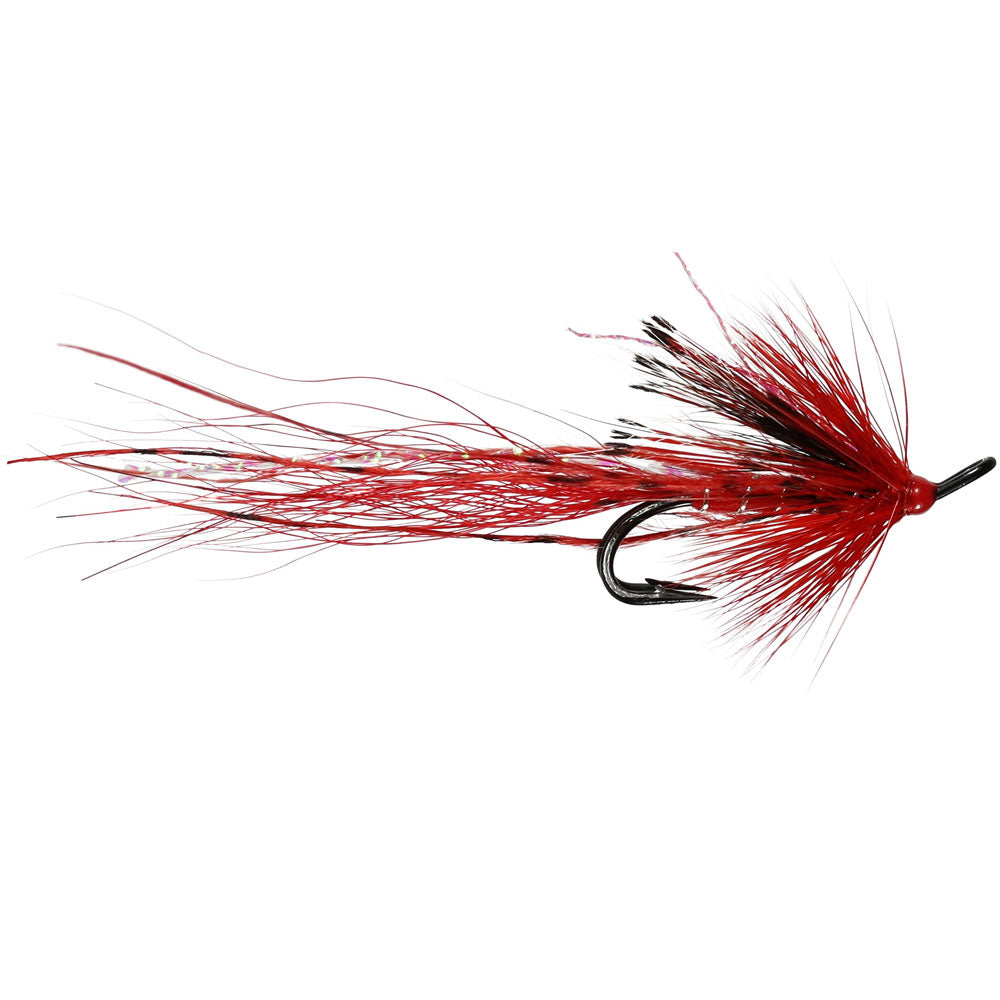 Allys Shrimp Red Salmon Double - Size 8