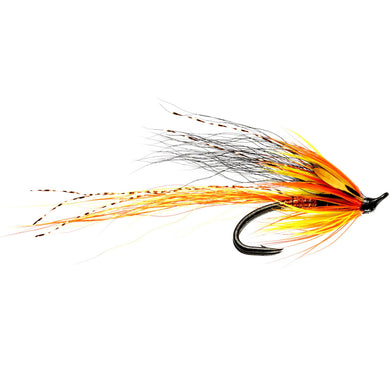 Copper Cascade Salmon Double - Size 10