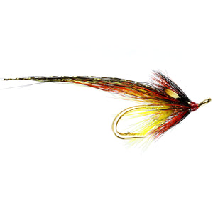 Gold Willie Gunn Salmon Double