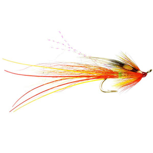 Aurora Shrimp Feeler Salmon Double - Size 08