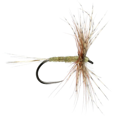 March Brown Jingler Barbless
