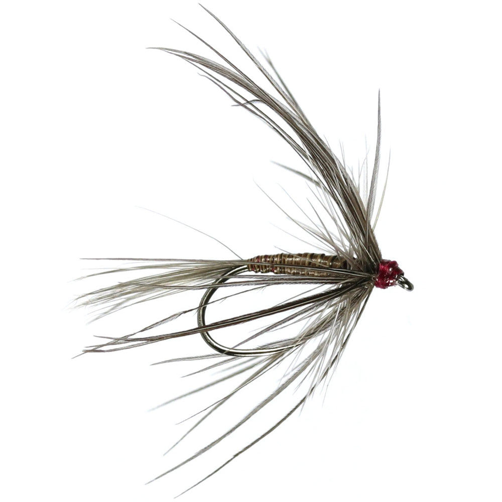 Iron Blue Jingler Barbless (Size 14)