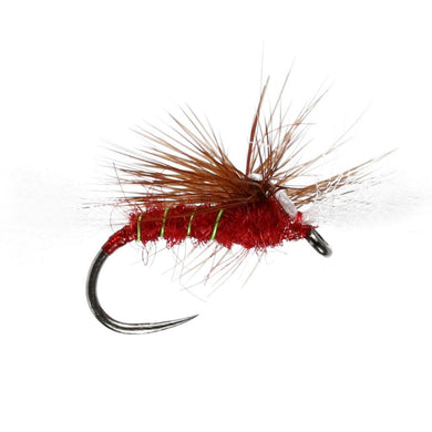 Cripple Midge Big Red Barbless (Size 12)