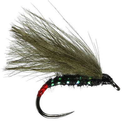 Black F Wing CDC Barbless