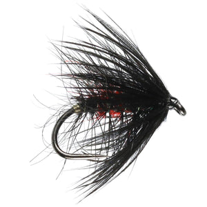 Bibio Hackled Wet Fly