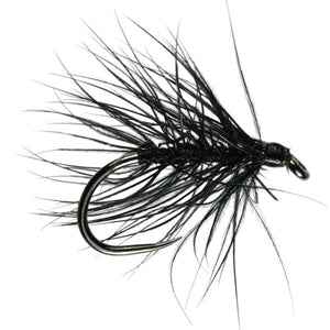 Stewarts Black Spider Barbless