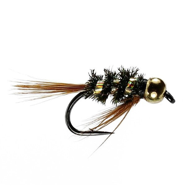 Gold Bead Diawl Bach