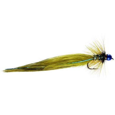 Blue Damsel Lure (Size 10)