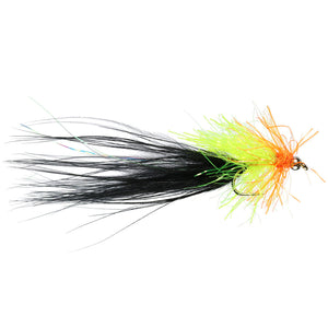 Black Cut Throat Cat Lure (Size 10)