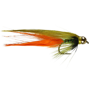 Dawsons Olive Lure (Size 10)