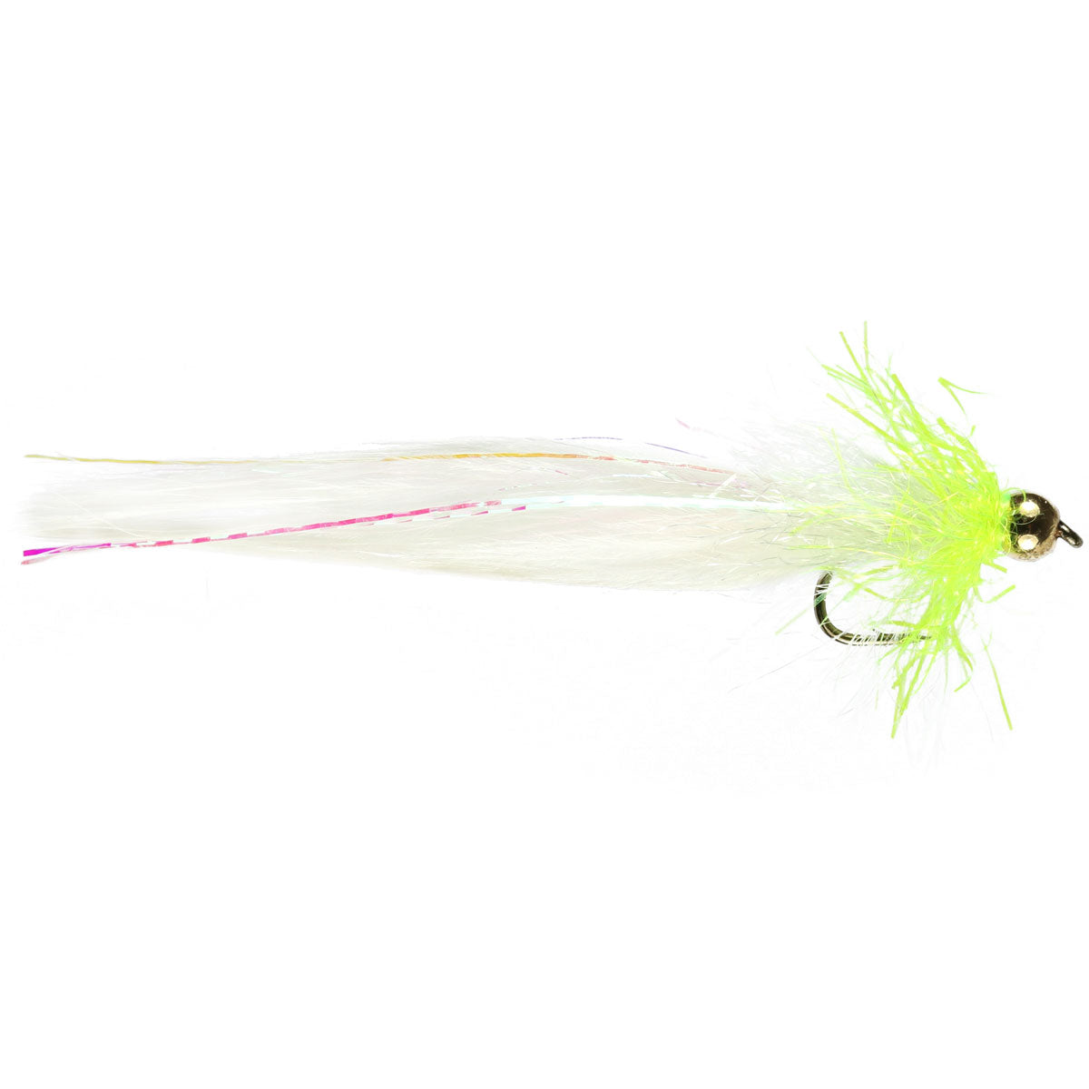 GB Chartreuse Cats Lure (Size 10)