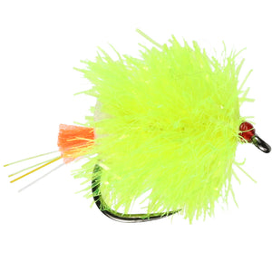FAB Yellow Barbless Blob (Size 10)