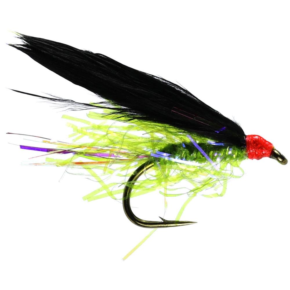 UV Black Cat Mini Lure  (Size 10)