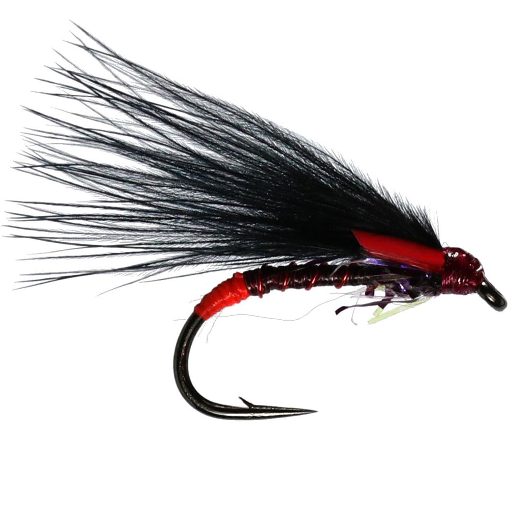 Claret UV Cormorant Mini Lure (Size 10)