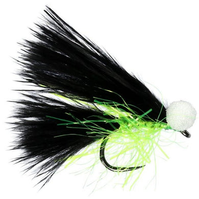 Black Cat Booby Barbless (Size 12)