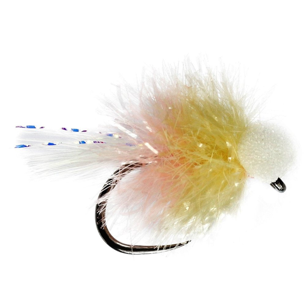 Iced Biscuit Booby Barbless (Size 10)