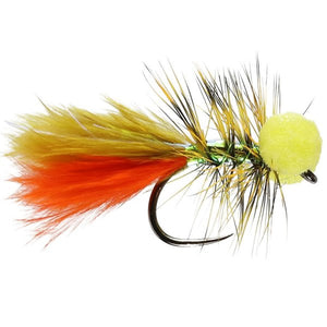 Dawsons Olive Booby (Size 10)