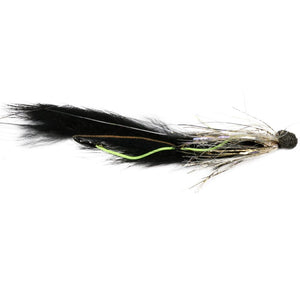 Black Humi Snake Booby (Size 10)