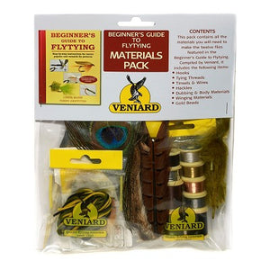 Beginners Guide To Fly Tying Mat Kit