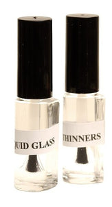 Liquid Glass Head Cement And Thinners