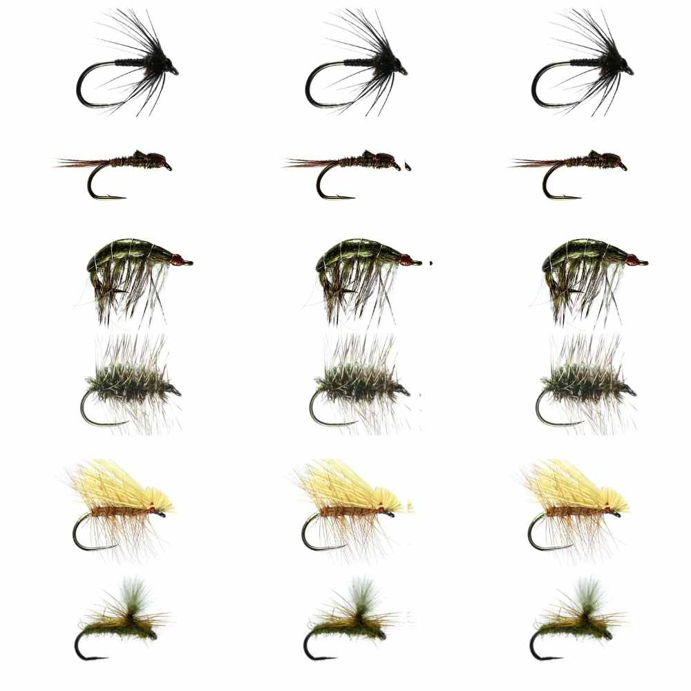 River Flies Selection