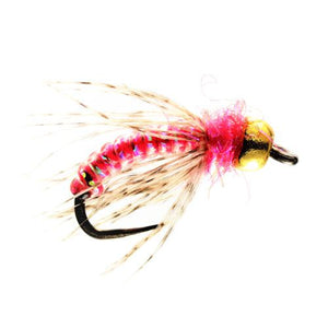 Bens Tungsten Bug Barbless