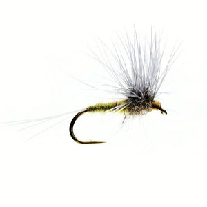 Blue Winged Olive Stacked Hackle