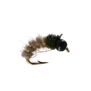 Caddis Hares Ear Tungsten Bead
