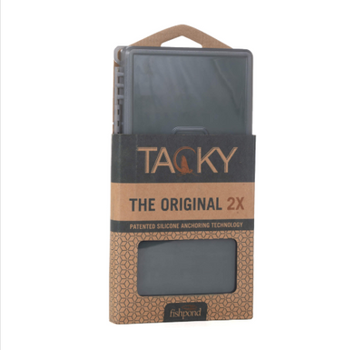 TACKY ORIGINAL FLY BOX DOUBLE SIDED
