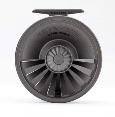 REDINGTON BEHEMOTH REEL GUNMETAL