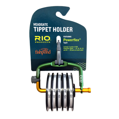 RIO HEADGATE TIPPET HOLDER LOADED 6X - 2X