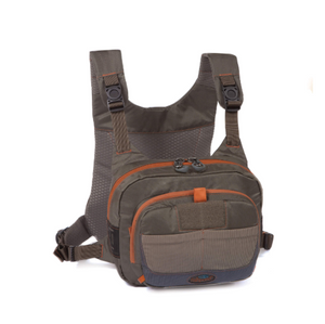FISHPOND CROSS-CURRENT CHEST PACK - GRAVEL