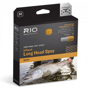 RIO INTOUCH LONG HEAD SPEY LINE