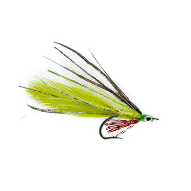 Deceiver Chartreuse Size 6