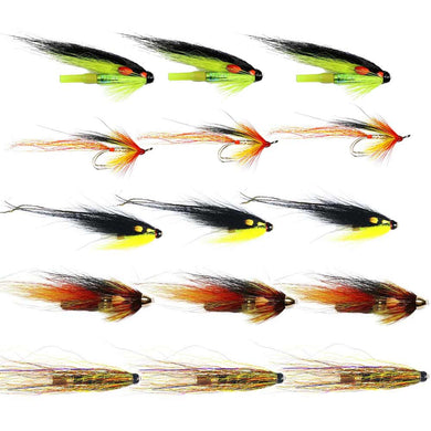 Spring Salmon Flies For The Dee - Collection