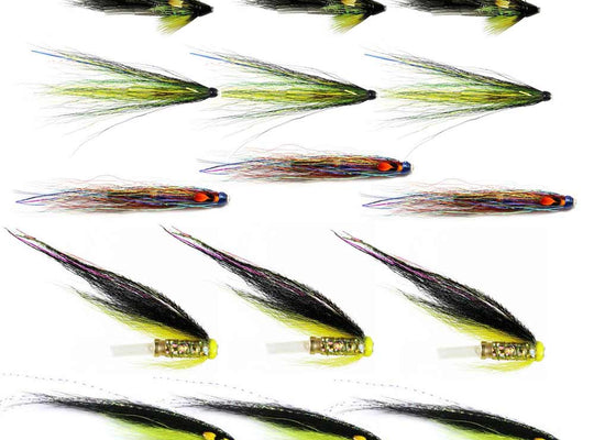 Spring Salmon Flies For The Findhorn And Other Northern Rivers - Collection