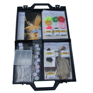 Turrall Premium Fly Tying Kit