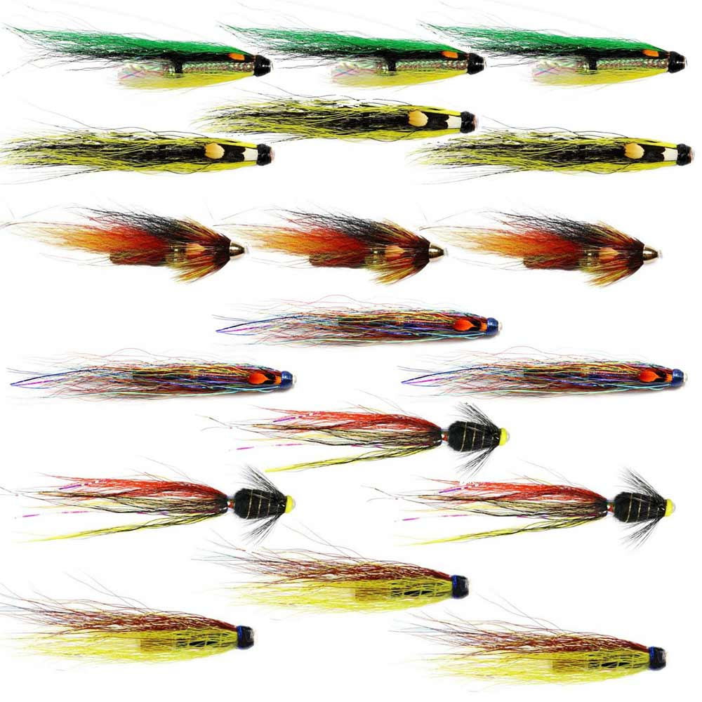 Spring Salmon Flies 2 - Collection