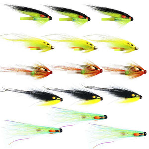 Spring Salmon Flies 1 - Collection