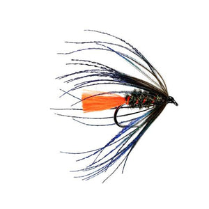 Goats Toe Hackled Wet Fly (Size 12)