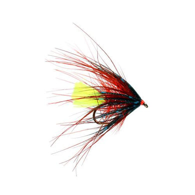Gold Octopus Hackled Wet Fly (Size 12)