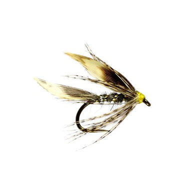 Gold Ribbed Hares Ear Winged Wet Fly