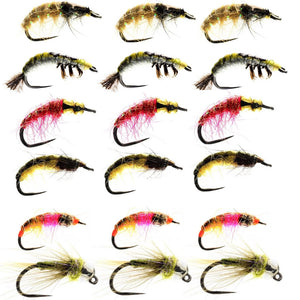 Grayling Bugs Selection