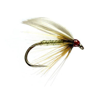 Greenwells Glory Winged Wet Fly